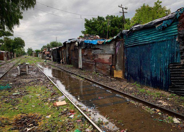 El crimen de Maldonado ocurrió sobre las vías de Uriburu y Flammarión el 27 de noviembre de 2020