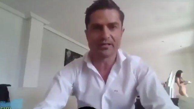 En plena nota por videollamada, su novia descubrió que le era infiel en cuarentena