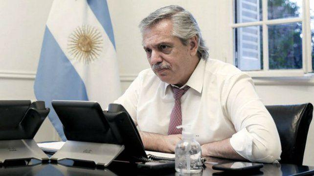 Alberto Fernández llamó a construir un Estado de Derecho en el que cese la hipocresía