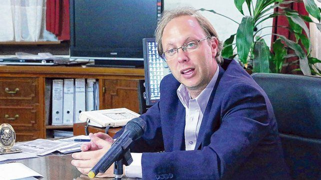 Ministro. Saglione consideró como algo inédito el hecho de convocar a representantes del gobierno electo para acordar el Presupuesto 2020.