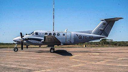 La Segunda Brigada Aérea de Paraná incorporó un nuevo avión