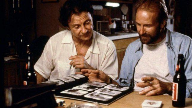 La película fue protagonizada por Harvey Keitel y William Hurt.