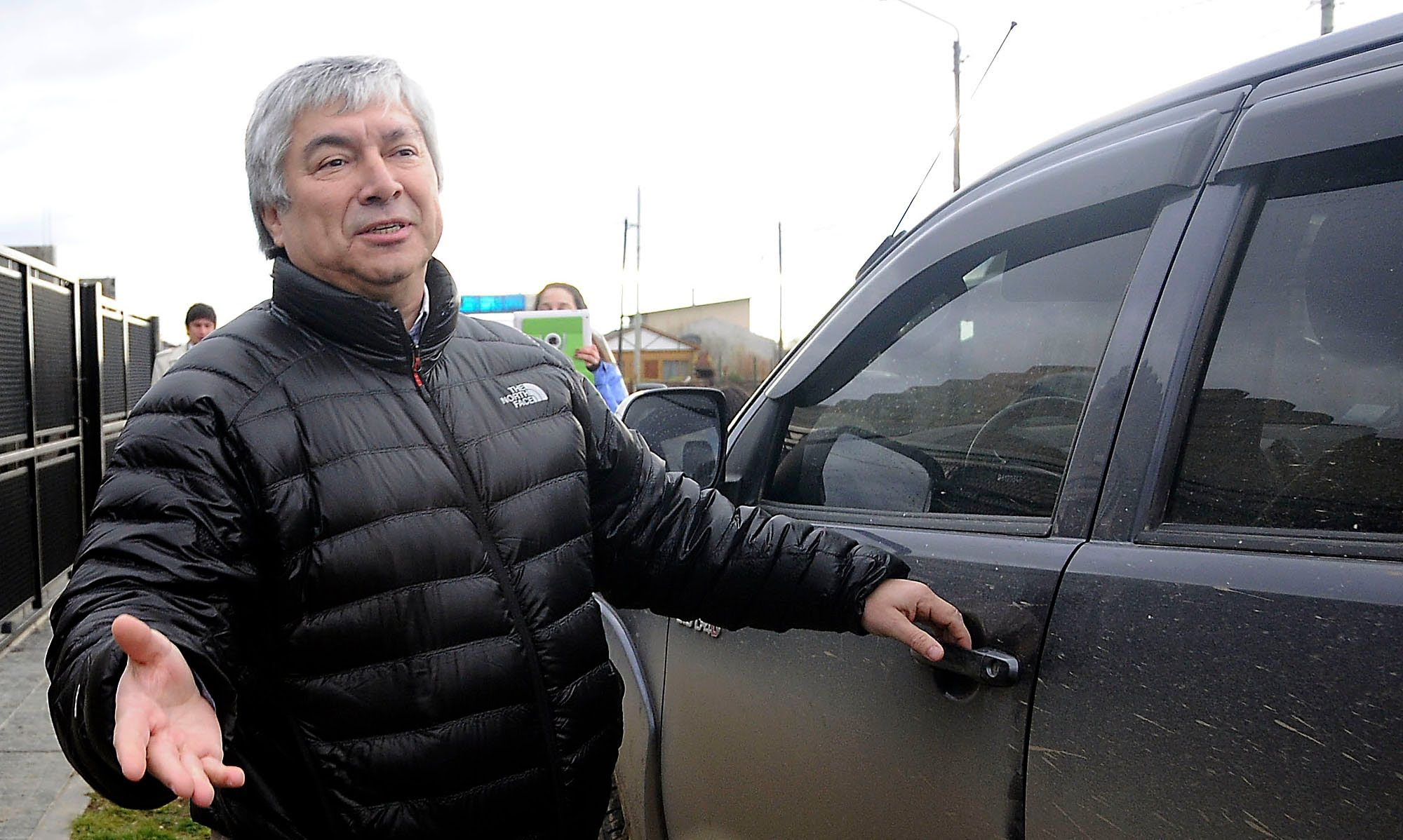 "Báez disparó contra Echegaray: ""Le pido que diga cuáles de sus jefes le ordenó hablar"
