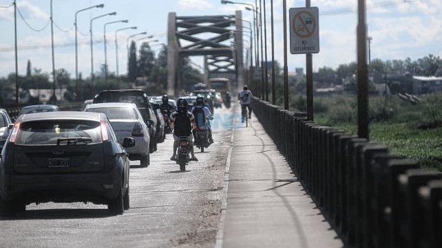 Se está trabajando para que el nuevo Puente Carretero de Santo Tomé esté en el Presupuesto del año que viene
