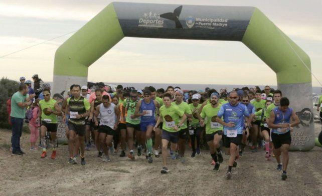 Se viene el Maratón Madryn