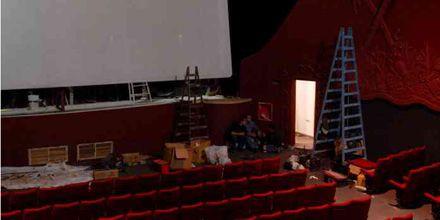 Hoy reabre El Cairo y se convertirá en el primer cine público de toda la provincia