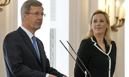 Dimitió el presidente alemán, acusado de sobornos y tráfico de influencias