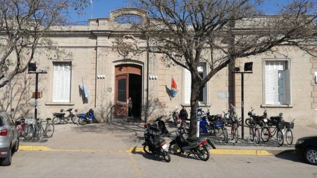 Hospital San Carlos de Casilda.