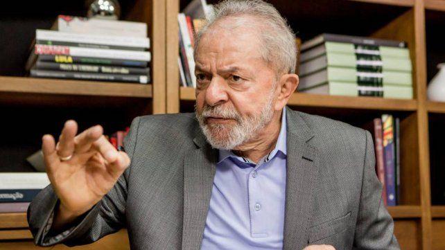 Lula llamó genocida a Bolsonaro y dijo que de ser necesario se presentará como candidato en 2022.