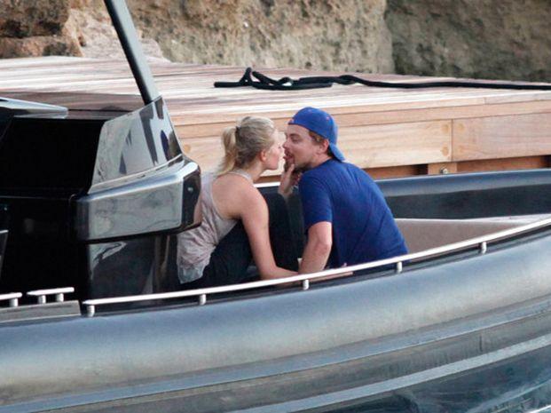 Leo Di Caprio veranea en España con su nueva novia, otra modelo…
