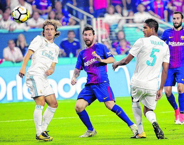 La conquista del rosarino. Messi arrancó con todo