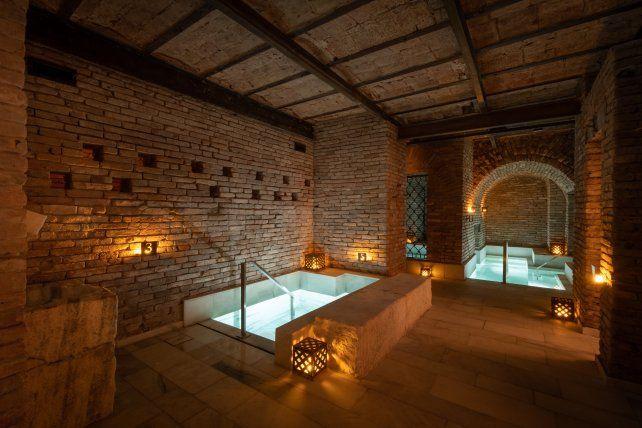 Baños de Azur ; el nuevo spa del Hotel Azur