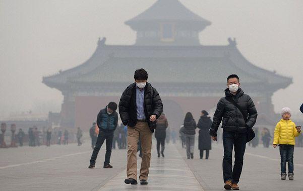 respirar. Los habitantes de China son hoy los más amenazados y lo seguirán siendo de acuerdo a las proyecciones.