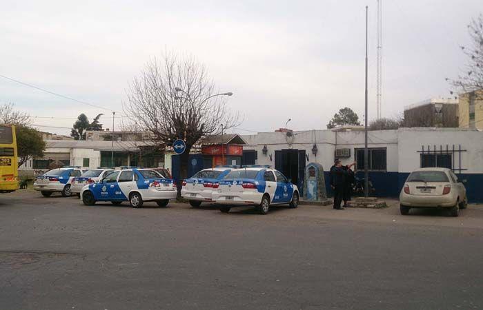 El tiroteo ocurrió en jurisdicción de la sub comisaría 23. (Foto: Celina M. Lovera.)