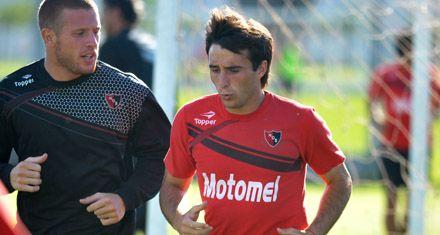Fabián Muñoz cumplió con su sueño de debutar en la primera de Newells y convertir un gol