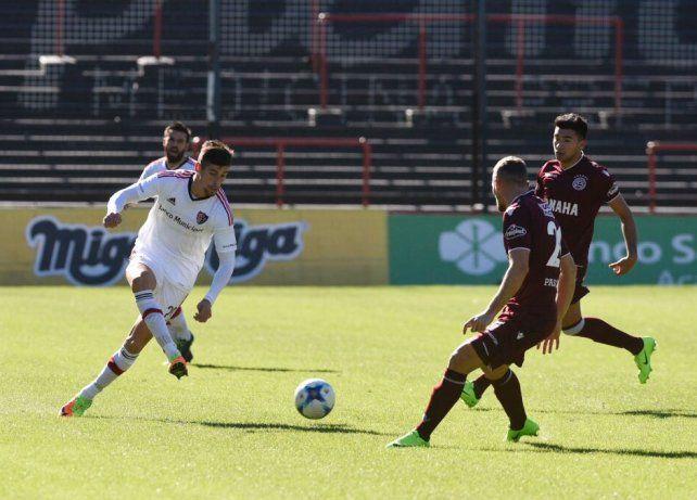 A Newells le empataron el partido sobre el final y perdió dos puntos que lo hubiesen dejado mejor posicionado.