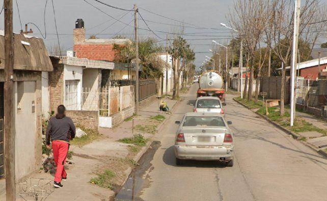 La cuadra de Buenos Aires al 600