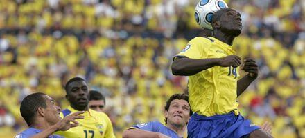 Brasil sufrió en la altura de Quito y apenas empató ante Ecuador