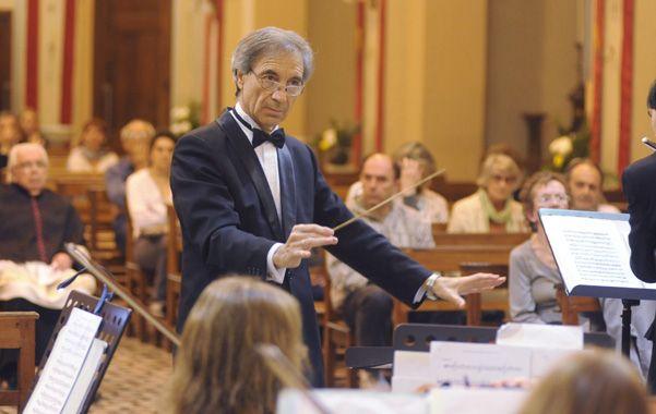 El director. Ciraolo aseguró que la creatividad de Beethoven desborda.