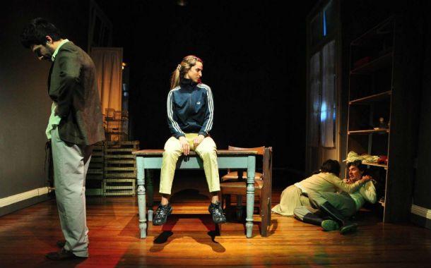 """En escena. En """"Pavón abajo"""" sobresale la interpretación de Elisabet Cunsolo"""