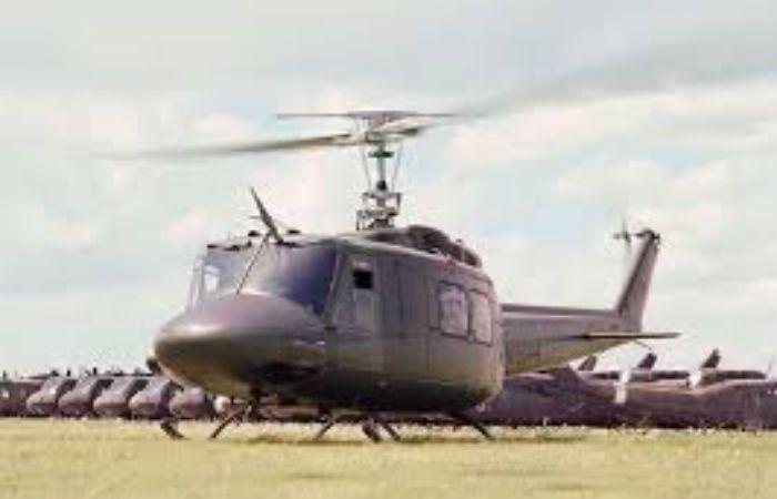 Helicópteros de la Gendarmería trabajan en la zona en busca de los prófugos.