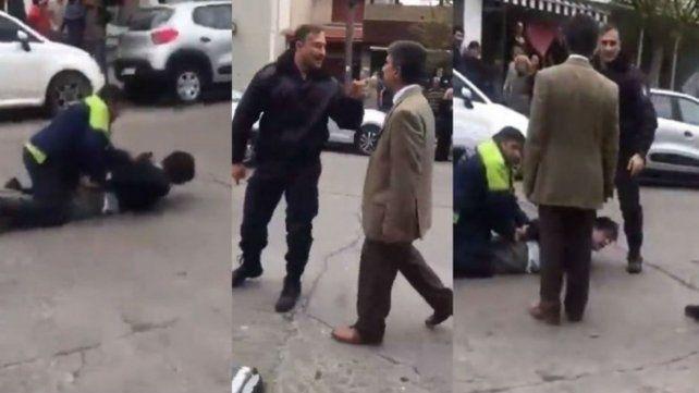 Ascienden a dos policías que rechazaron la interferencia de un juez