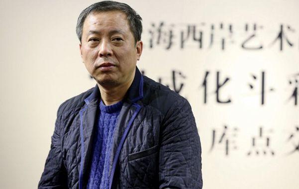 """Liu Yiqian expondrá en su museo en Shanghai el cuadro """"Desnudo acostado""""."""