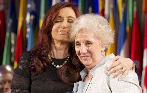 Todos los argentinos sentimos el cimbronazo de 36 años de lucha