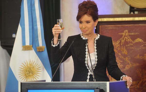 El patrimonio de la presidenta Cristina volvió al centro de la polémica.