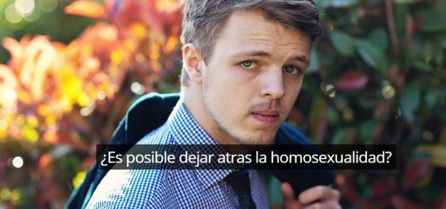 Denuncian a una página web que ofrece terapias para curar la homosexualidad
