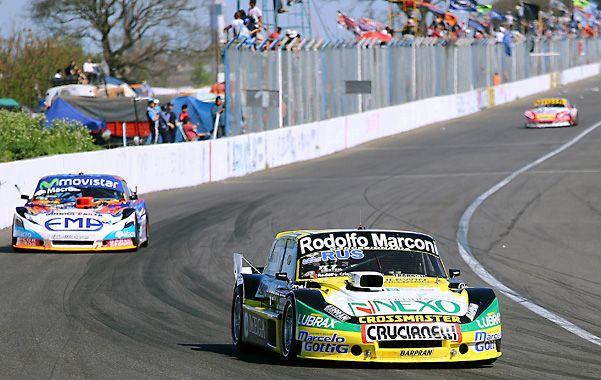 A fondo. El Gurí bajó todos los registros y se quedó con los 2 puntos de la pole. Quedó a 5 de Rossi y va por la etapa regular. Gran expectativa.