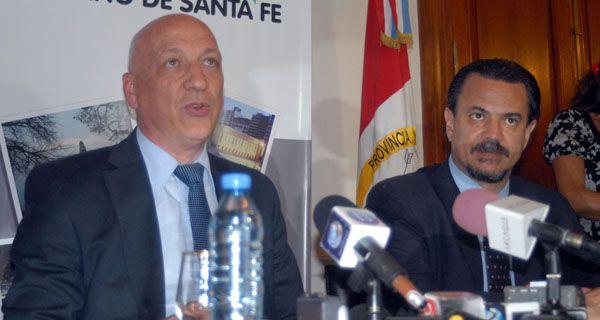 Bonfatti justificó el aumento: Por el cable pagamos 150 pesos y por el agua 50 pesos