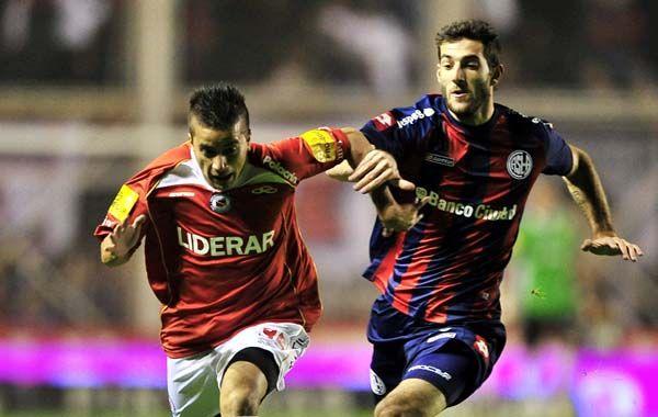 Argentinos y San Lorenzo empataron y por ahora Independiente respira