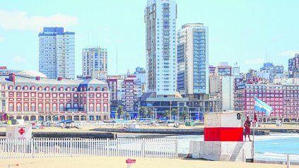 Mar del Plata espera a los turistas.
