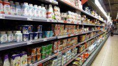 Los lácteos santafesinos lideran las exportaciones nacionales.