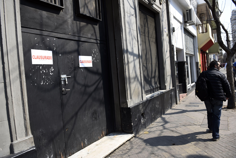 detonante. El after La Tienda puso en escena el problema. Allí vieron por última vez con vida a Gerardo Escobar.