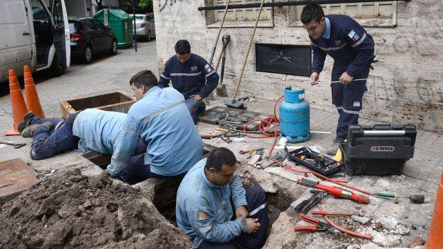 La EPE realizará trabajos de mantenimiento en redes de media tensión.