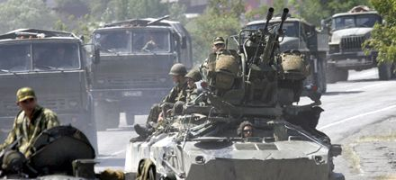 Rusia comienza a retirar sus tropas de Georgia