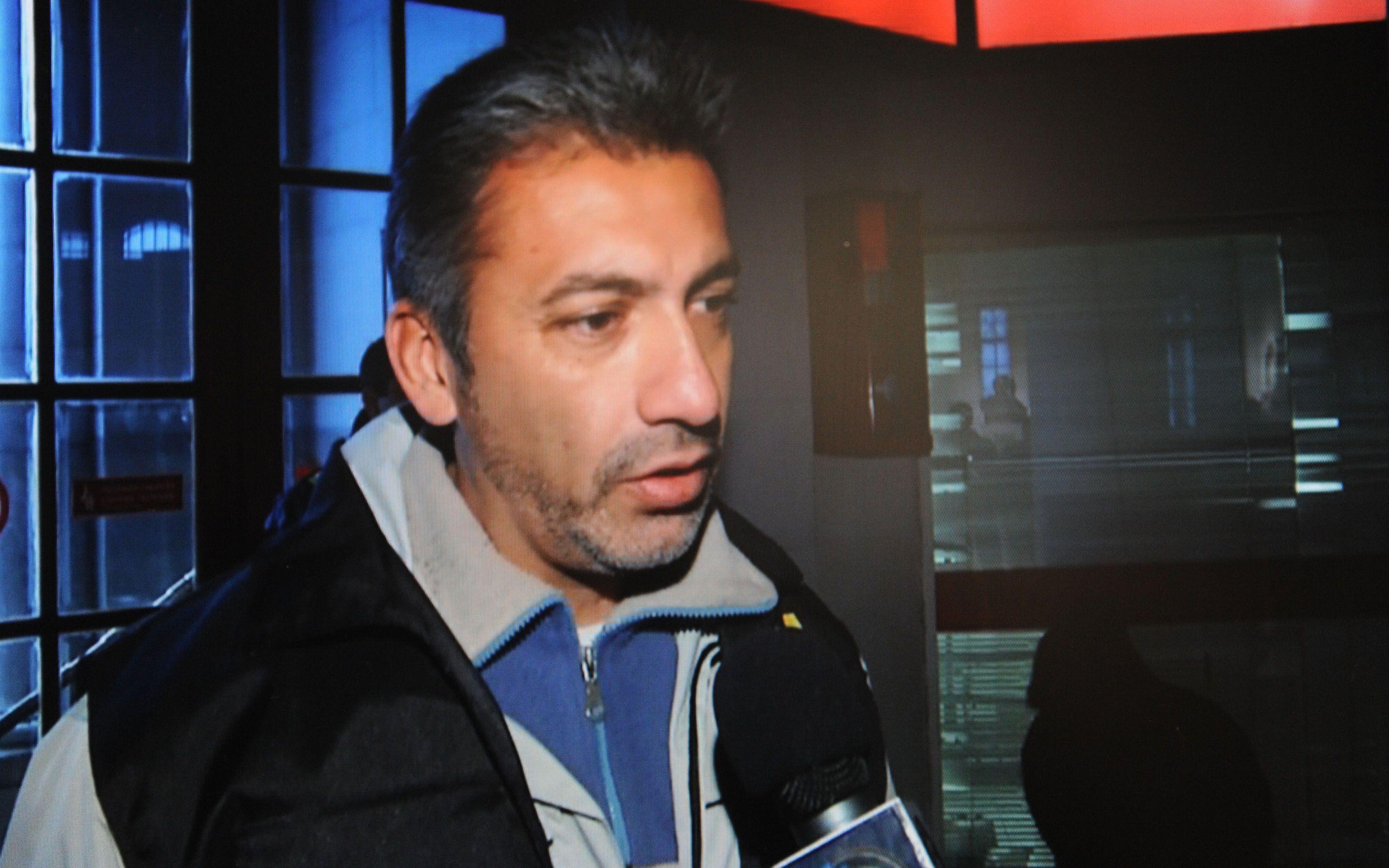 Subcomisario Gustavo Serna