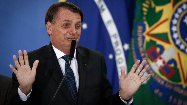 La Fiscalía General pidió al Supremo que investigue a Bolsonaro por el delito de prevaricación.