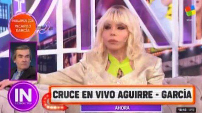 Escandalosa separación de Adriana Aguirre y Ricardo García en vivo