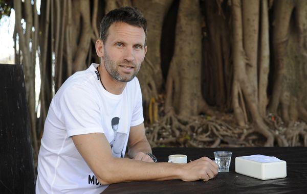 Lucas Bernardi está muy mal tras conocer la noticia del control antidóping.