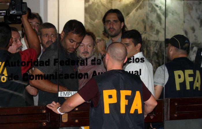 El extitular de la Afsca