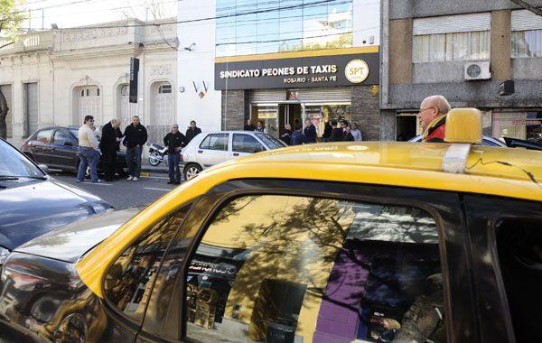 Desde el municipio se intenta buscar soluciones para los problemas de inseguridad en los taxis.