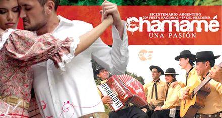 Un público multitudinario disfruta en Corrientes de la Fiesta Nacional del Chamamé
