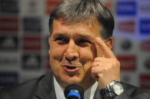 Martino convocó a los 23 jugadores que lograron el subcampeonato del mundo para jugar con Alemania.