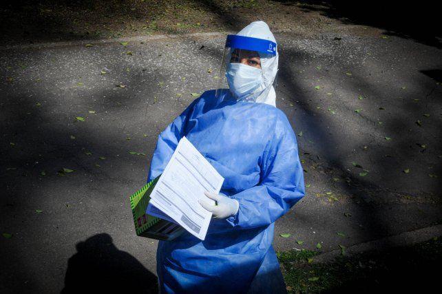 Rosario registró cinco muertes por coronavirus y en toda la provincia hubo 19