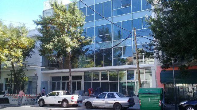 La nueva casa para el Instituto Nº 16 está ubicada en Urquiza al 3400