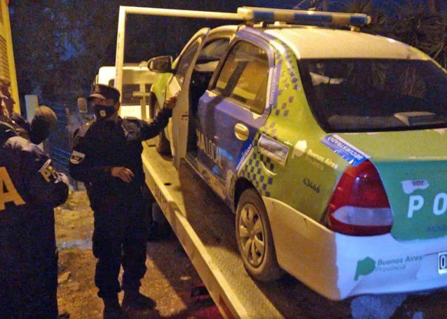 Hallaron rastros de Facundo Astudillo en un patrullero policial