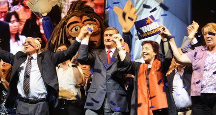 Binner: No es un frente para una elección, sino para gobernar la Nación